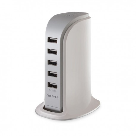 Chargeur USB 5 ports Forever
