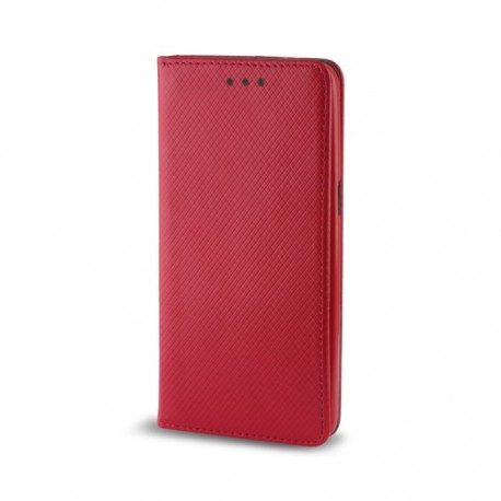 Etui Smart Magnet Iphone 6/6S Rouge